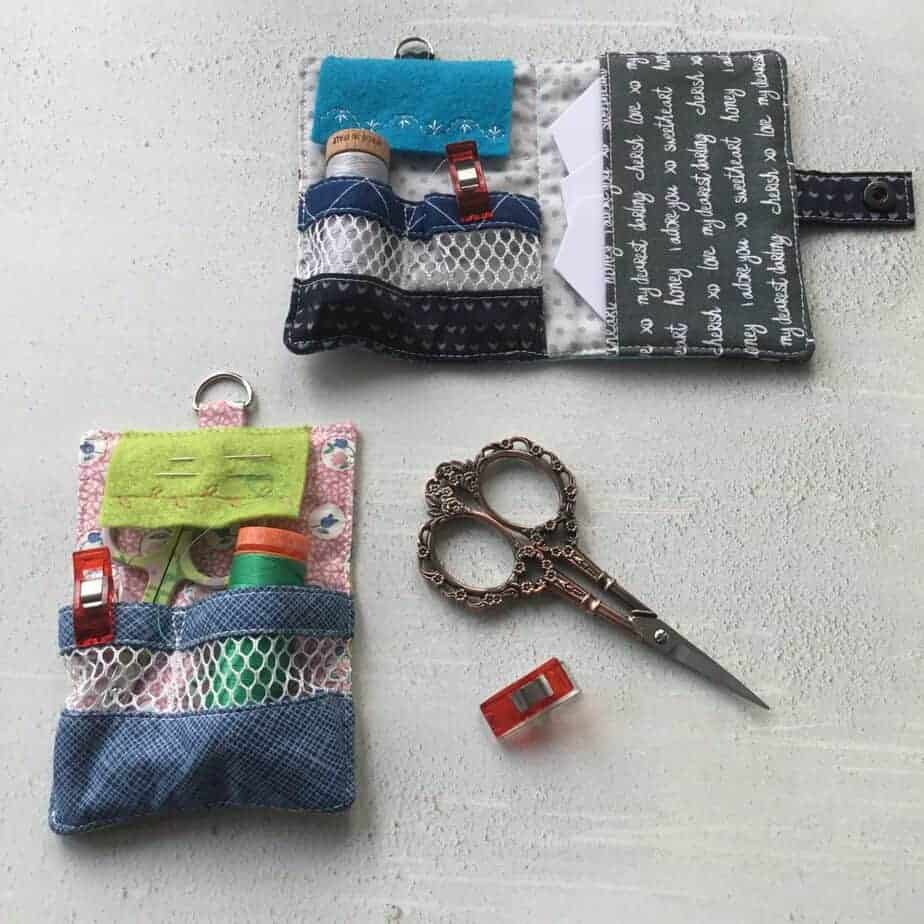 Flexi Sewing Kit - single and double folded options