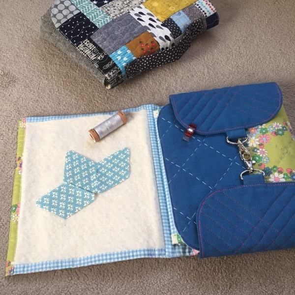 Flexi Sewing Case for sewing on the go