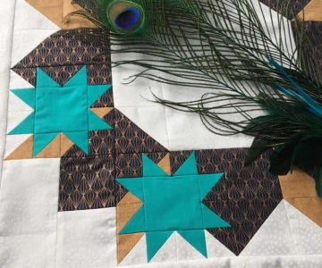 How to Organise and Piece a Quilt Block Successfully