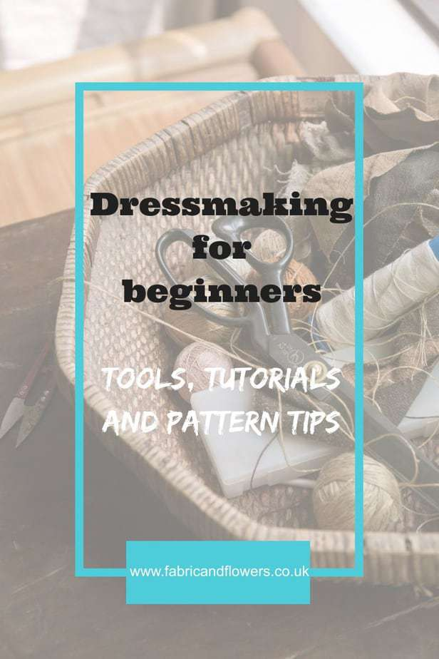 Dressmaking Tips by a Quilter including tutorials and patterns for the beginner dressmaker